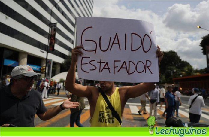 Guaidó asegura que se presentará en la ONU y en las redes lo acabaron