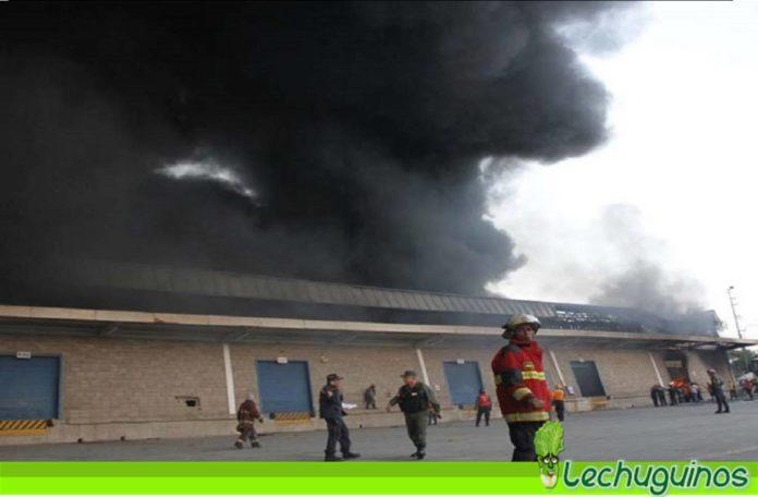 incendio cne acto terrorista