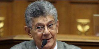 Ramos Allup: La oposición debe evaluar participación en elecciones regionales