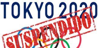 Japón suspendidos Juegos olímpicos