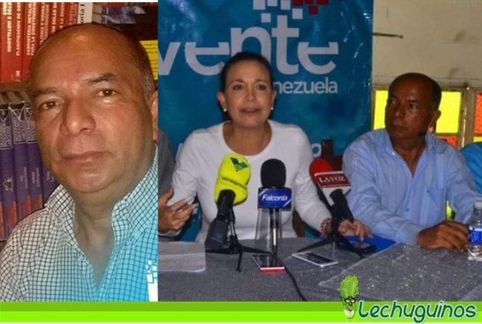 Detenido por narco financista de Maria Corina