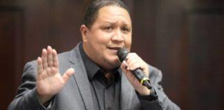Jose Brito pela a Guaidó