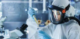 científicos covid desinfectante