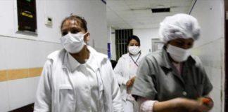 médicos Bolivia Paros