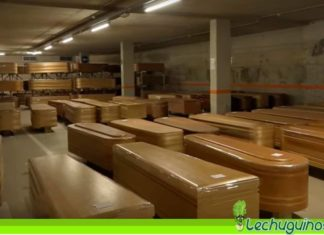 morgue improvisada españa