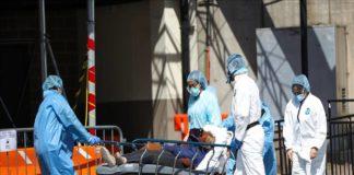 nueva york fallecidos covid-19 hispanos registró eeuu muertes enfermera