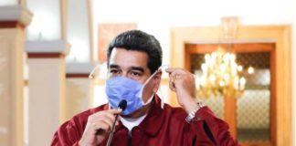 venezolanos aprueba maduro
