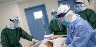 Enfermeros EEUU reutilizar equipos