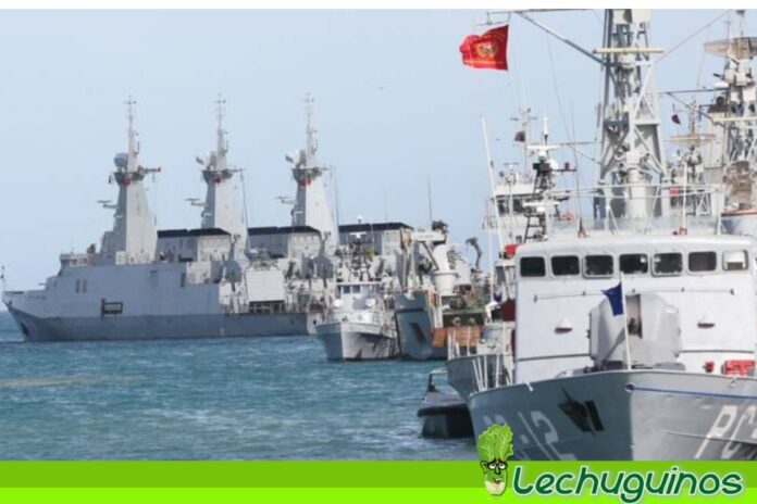 FANB escoltará buques de Irán