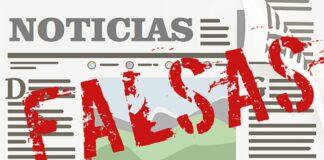 Incongruencias noticias falsas covid