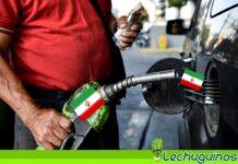 Pasará vehiculos escualidos gasolina Irán