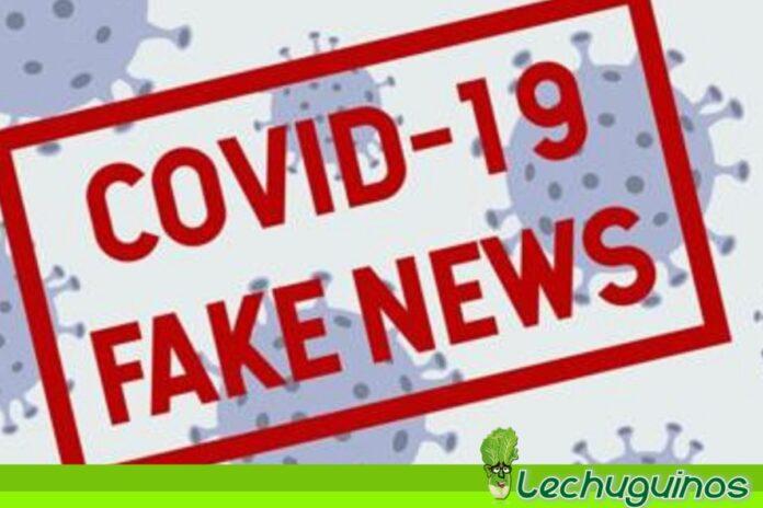 fake news covid 19 informe Hopkins
