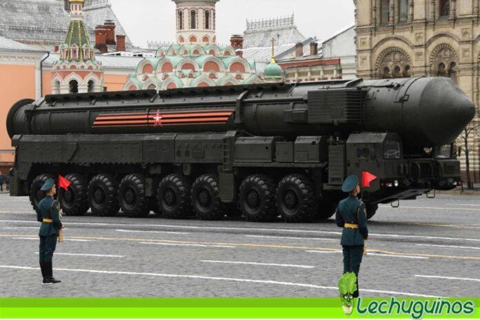 misiles rusos destruir portaviones eeuu armas nucleares