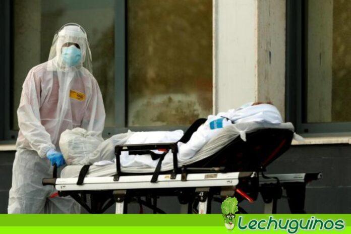 Colombia registra 335 mil casos de Coronavirus