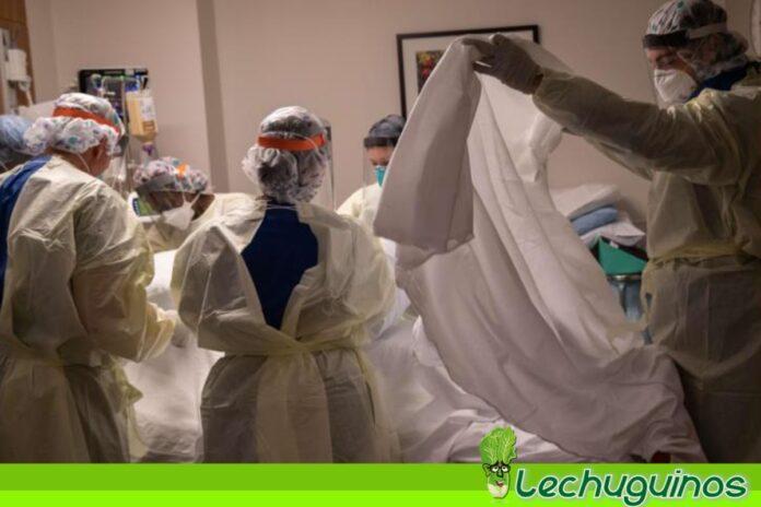 muertos covid contagios colombia