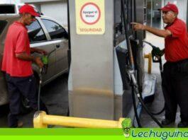plan especial normalización gasolina