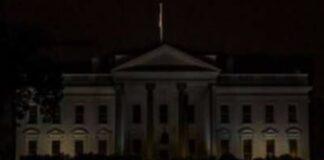 Casa Blanca apaga luces