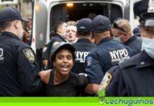 Detenidos EEUU manifestantes Floyd