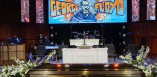 Funeral george Floyd Houston