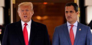 Guaidó Trump Financial Times asegura que funcionarios de Trump quieren la renuncia de Guaidó