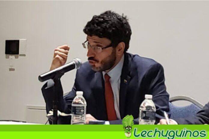 Jose Ignacio Hernandez procurador de Guaidó fraude PDVSA