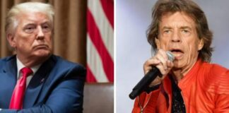 Rolling Stones prohíben a Trump utilizar sus canciones