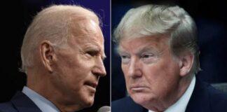 Biden y Trump hicieron un nuevo ridículo durante tercer debate