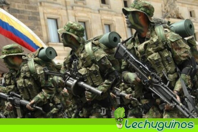 ejercito de colombia abuso sexual