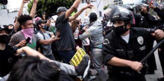 represión policial racismo eeuu