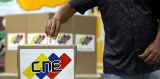 Elecciones Activistas del mundo solicitan a la Unión Europea reconocer resultados del 6D