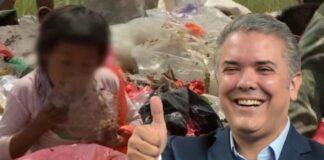 Duque Pobreza Extrema Colombia