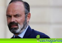 Edouard Philippe Ex Primer Minsitro de Francia