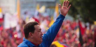 Hugo Chávez amor