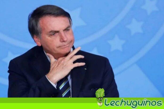 Jair Solicitan destitución de Bolsonaro por burlarse de víctimas de la dictadura militarvida