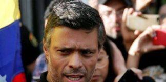 Leopoldo López reuniones políticas