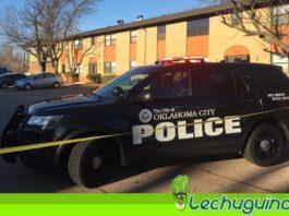 Polica Oklahoma Descargas electricas