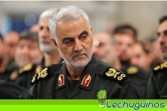 Qasem Soleimani asesinato ilegal por eeuu