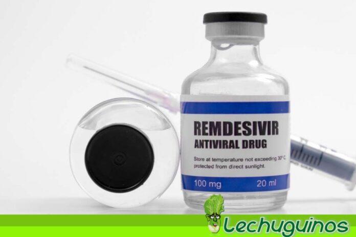 Remdesivir medicamento Covid