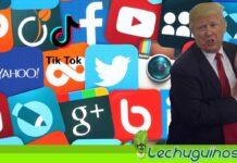 Trump aplicaciones