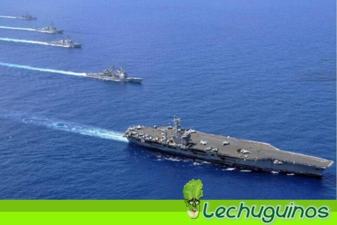 eeuu confrontación militar china