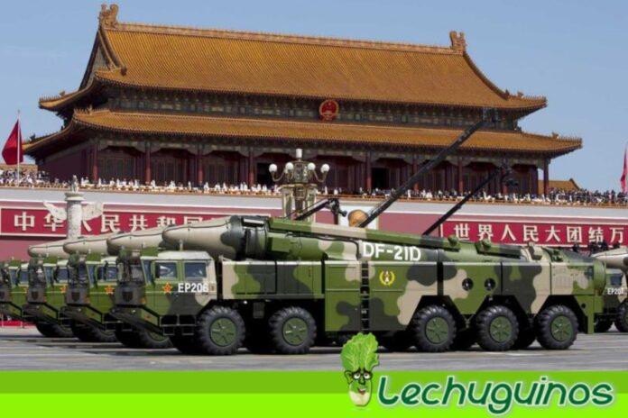 eeuu no gana conflicto con china