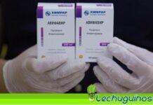 fármaco rusia covid-19