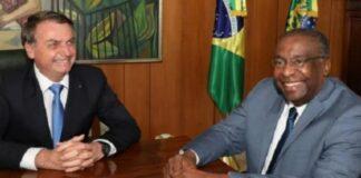 Ministro de Educación Bolsonaro