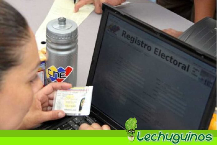 jornada registro electoral prorrogó