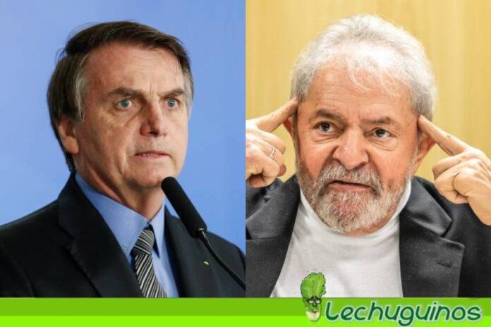 Sondeo revela que Lula da Silva derrotará a Bolsonaro en elecciones de Brasil