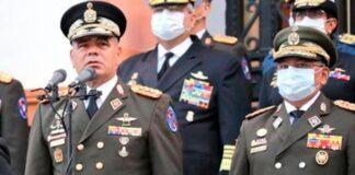 Padrino López: Colombia ha contactado a oficiales para desestabilizar Venezuela