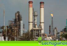 refinería cardón gasolina
