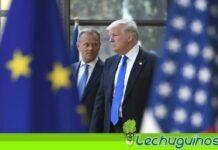 trump union europea aprovecharse