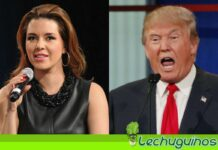 Alicia Machado después que despotricó de Trump ahora dice que votará por él