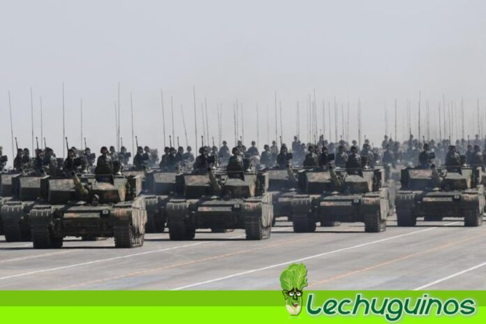 Avances de China en tecnologías militares preocupan a EEUU
